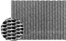 Сетка тканая фильтр-ная 12Х18Н10ТП-24100 см н/ж ГОСТ 3187-76