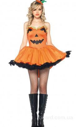 Костюм очаровательной Королевы Хеллоуина, карнавальный, женский