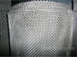 Сетка тканая фильтр-ная н/ж 12Х18Н10ТП-80100 см ГОСТ 3187-76