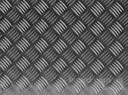 Лист рифленный 5мм (1,5х6,0)