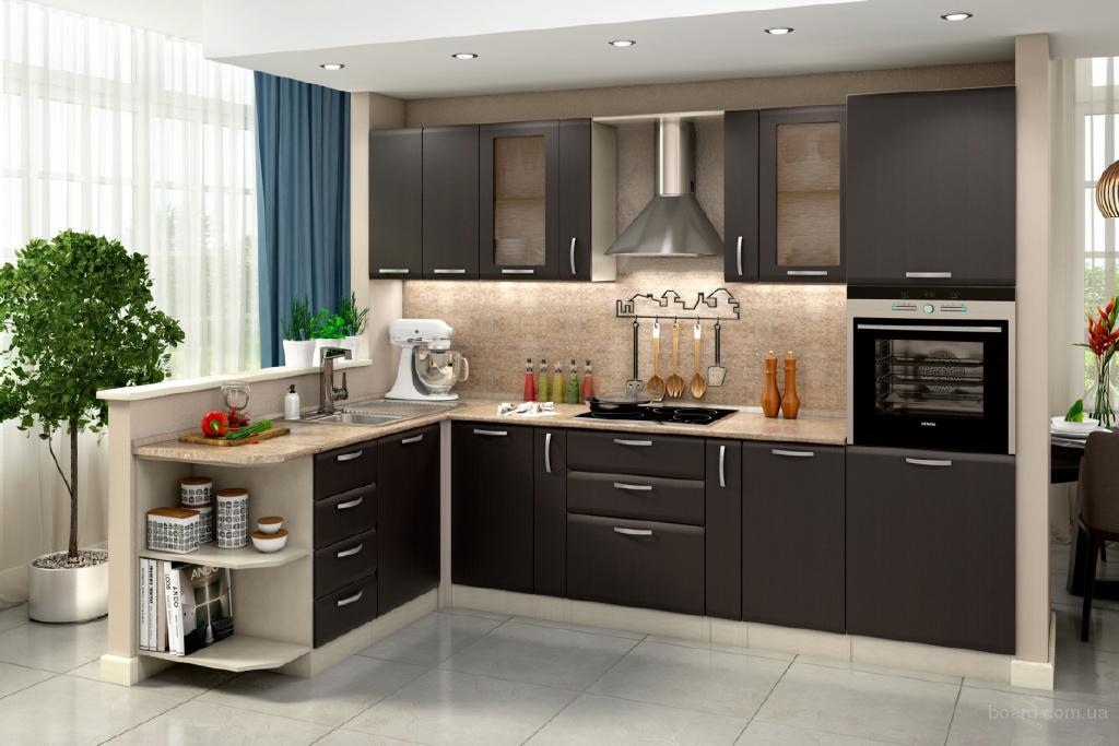 Кухонный гарнитур из модулей – удобство и функциональность