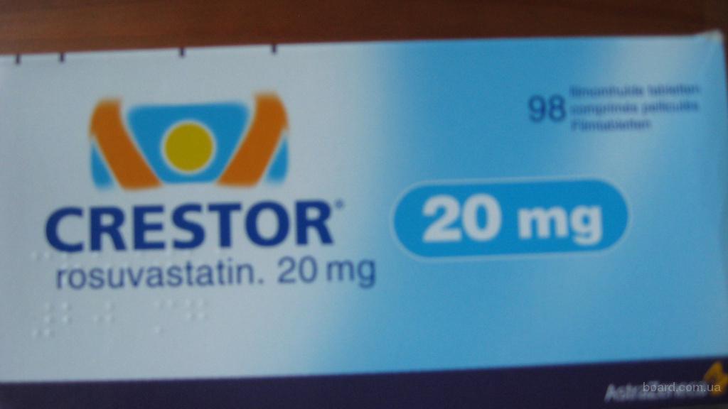 лекарство крестор 10 мг