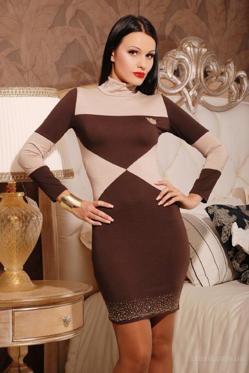 Красивое женское платье недорого