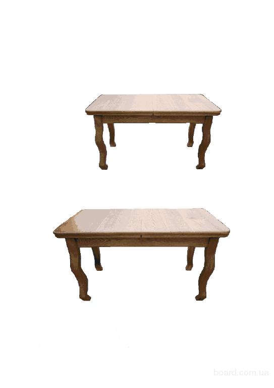 Столы кухонные из дуба