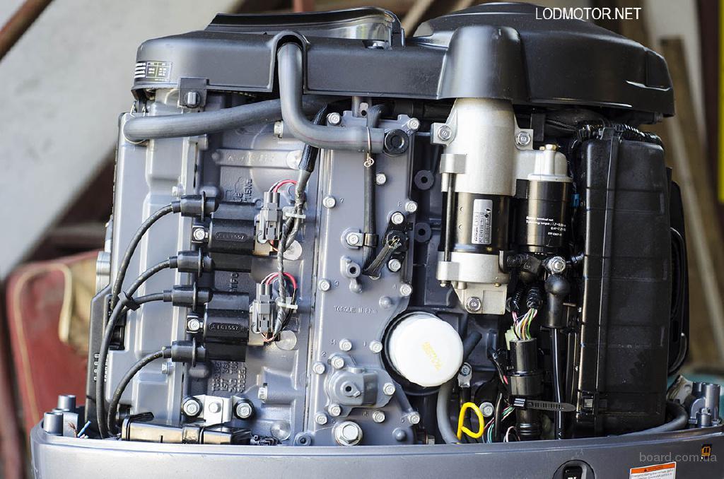 куплю лодочный мотор бу в германии с доставкой в украину