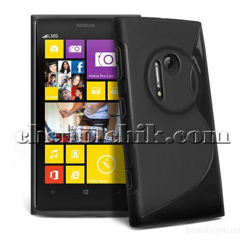 Чехол для Nokia Lumia 1020 + ДВЕ защитные плёнки для экрана!
