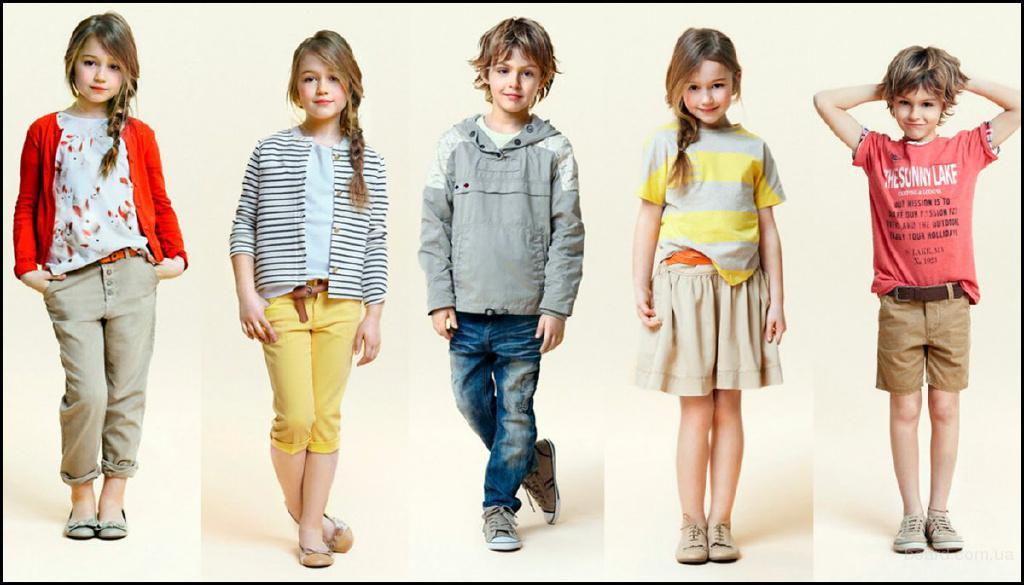 Подростковая Брендовая Одежда Доставка