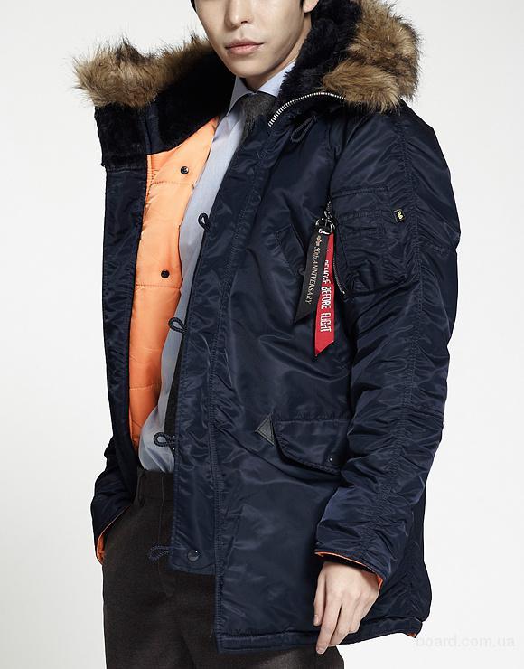 Мужская Куртка Аляска Фирменная Купить В Москве