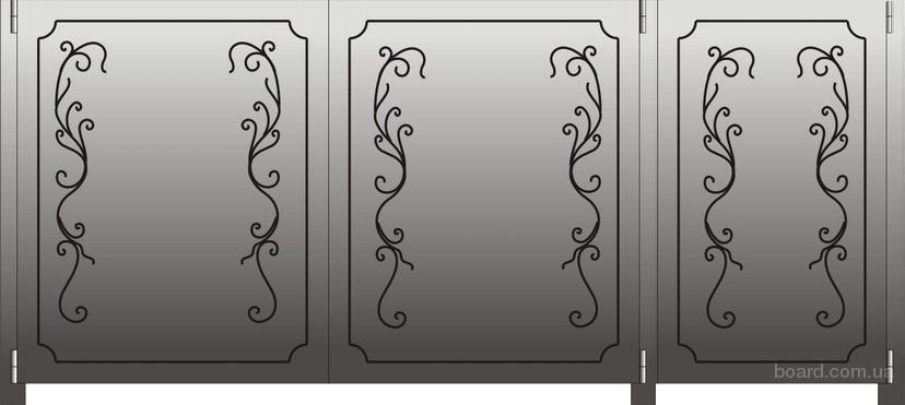 Купить ворота и калитку из металлического листа откатные ворота в разметелево