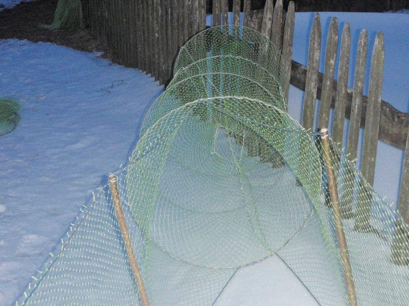 Фото рыболовного фитиля