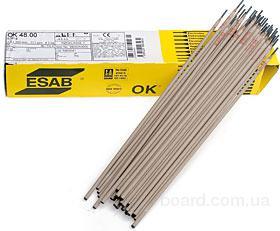 электроды ESAB OK48.00