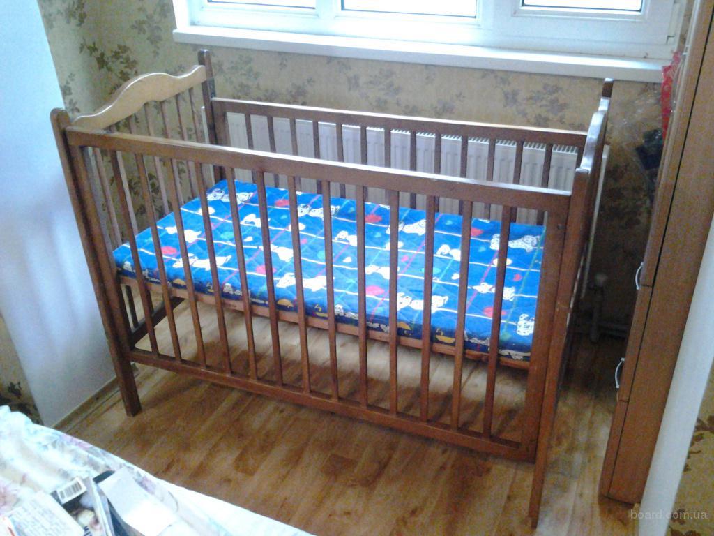 Матрас с кокосовой стружкой  кроватку