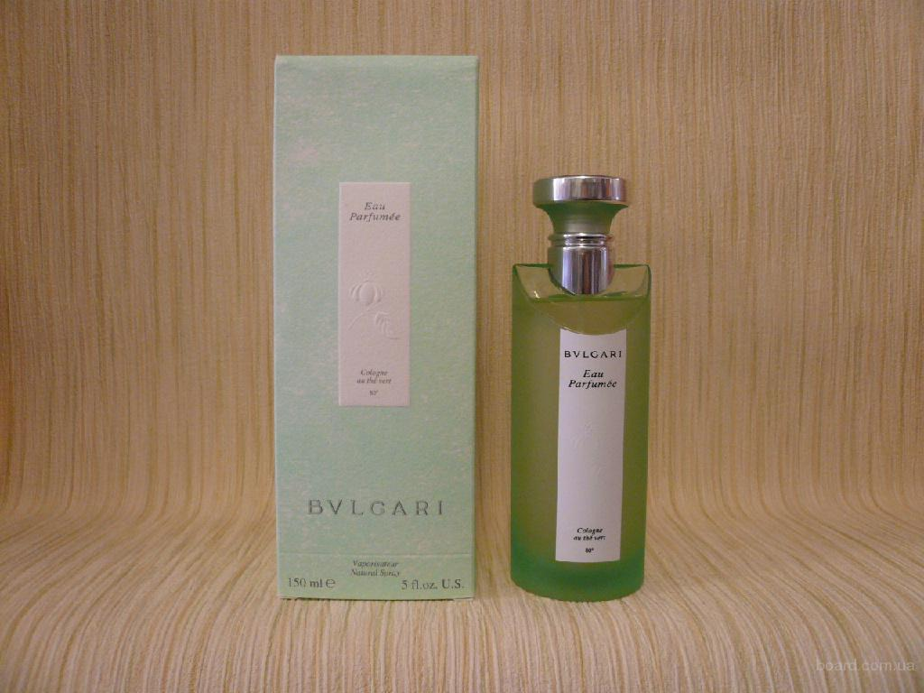 Bvlgari - Eau Parfumee Au The Vert (1993) - edc 150ml - Редкая Оригинальная Парфюмерия