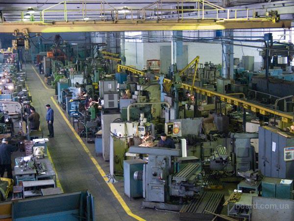 Механическая обработка  машиностроительный завод
