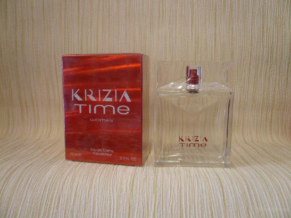Krizia - Time Krizia Woman (2004) - edt 75ml - оригинал
