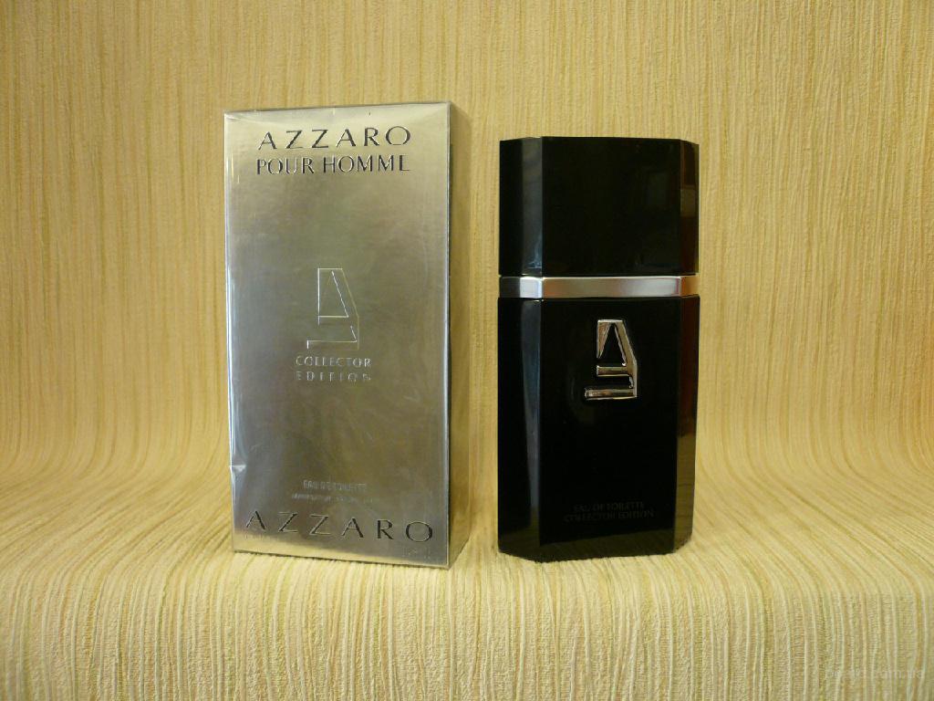 Azzaro - Azzaro Pour Homme Collector Edition - edt 100ml - раритет