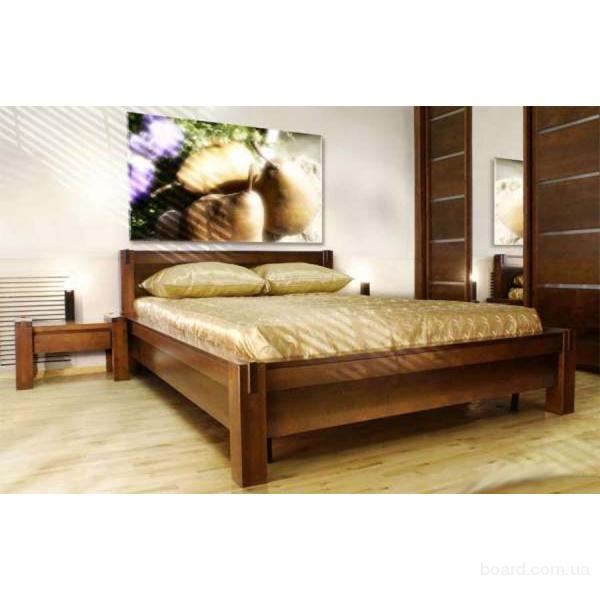Кровать двухъярусная из дерева,Монако