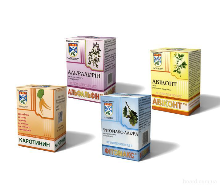 Упаковка из Картона для Биодобавок
