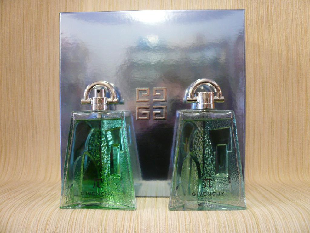 Givenchy - Pi Fraiche (2001) - набор (edt 100ml + as 100ml) - Редкая Оригинальная Парфюмерия
