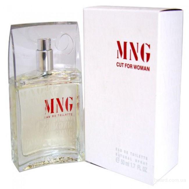Mango - MNG Cut For Woman (2002) - edt 100ml (tester) - оригинал