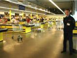 Безопасность бизнеса, Охранные системы, охрана магазинов