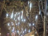 """Гирлянда светодиодная """"Тающие сосульки"""",на деревья,новогоднее украшение,светодиодная гирлянда Snowfall"""