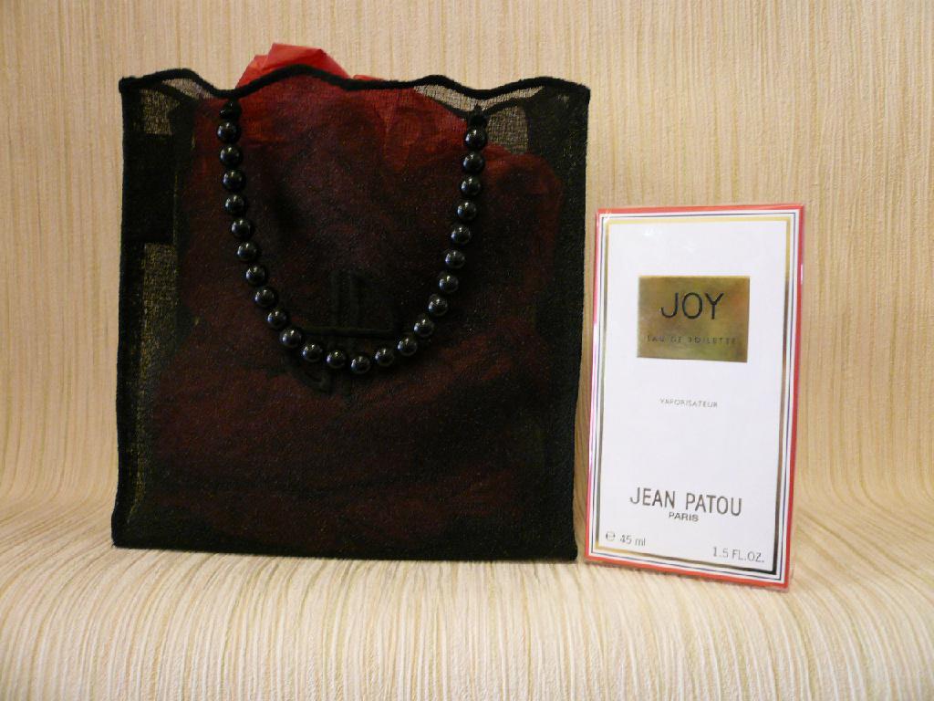 Jean Patou - Joy (1930) - набор (edt 45ml + сумочка) - Редкая Оригинальная  Парфюмерия