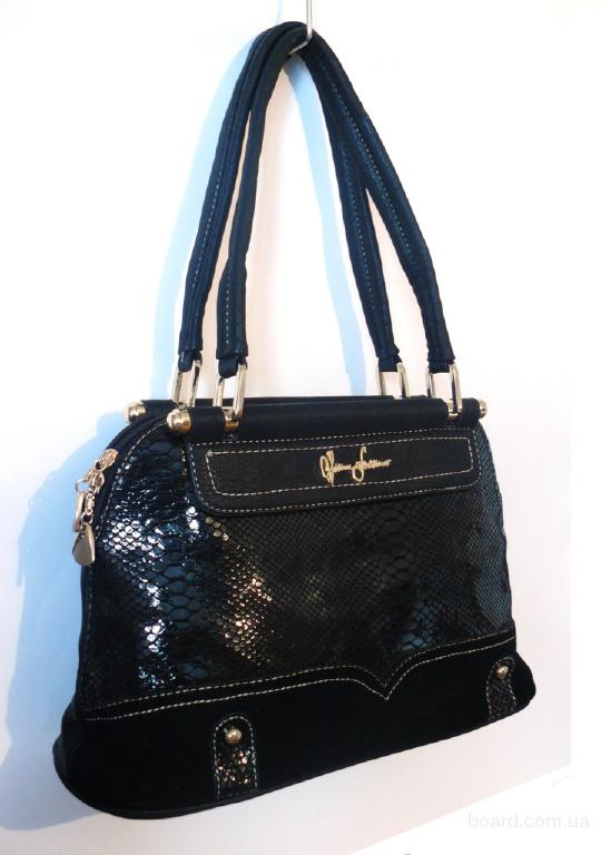 Женские сумки из натуральной кожи Velina Fabbiano