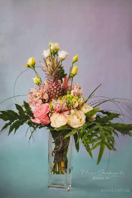 Преимущества службы доставки цветов