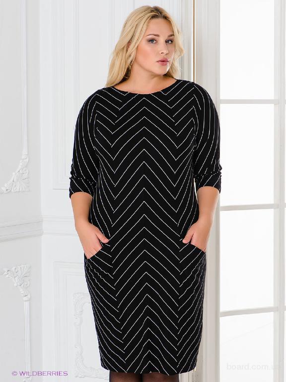 Восхитительное платье с геометрическим рисунком