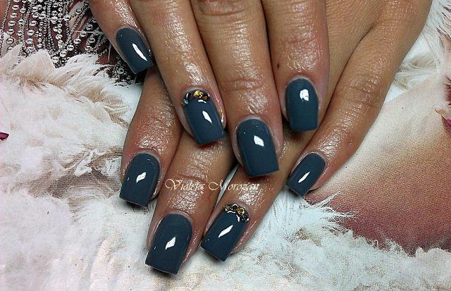 Варианты дизайна ногтей гель-лак