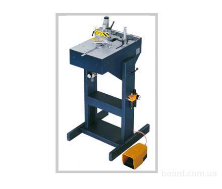 «MINIGRAF 44» станок предназначен для скрепления деталей рам..!