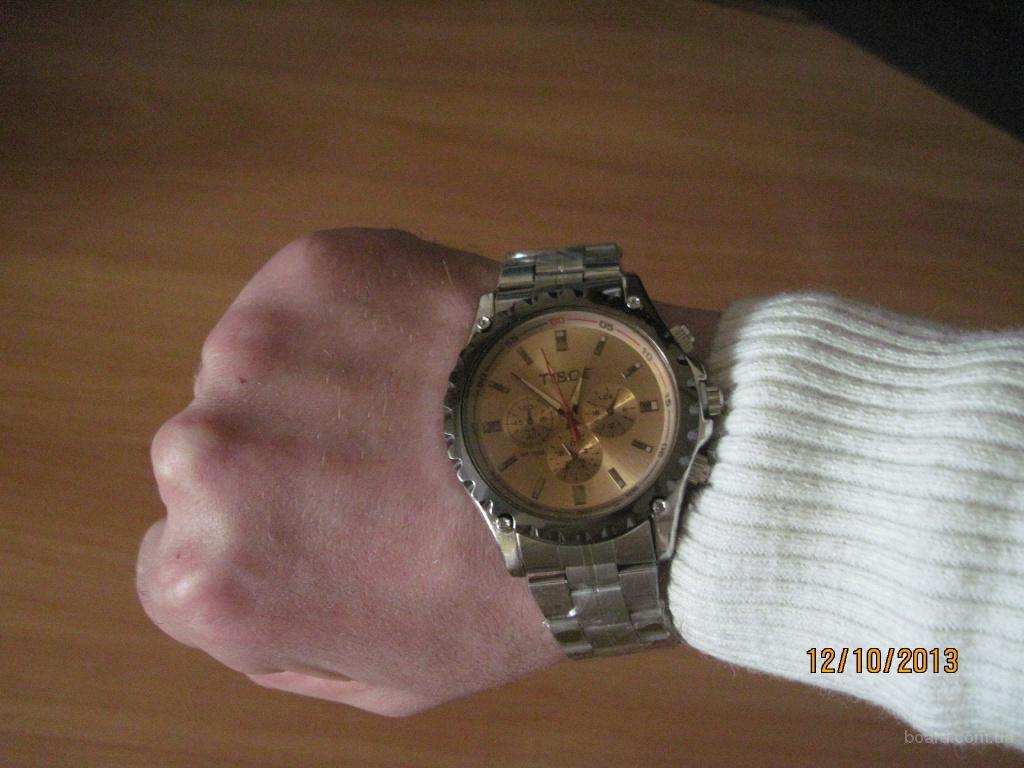 купить копию часов tissot couturier