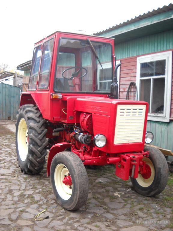 Технические характеристики трактора МТЗ-892 (Беларус МТЗ.