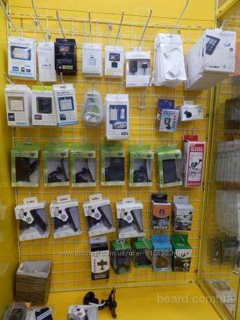 Аксессуары для мобильных телефонов оптом в Киеве