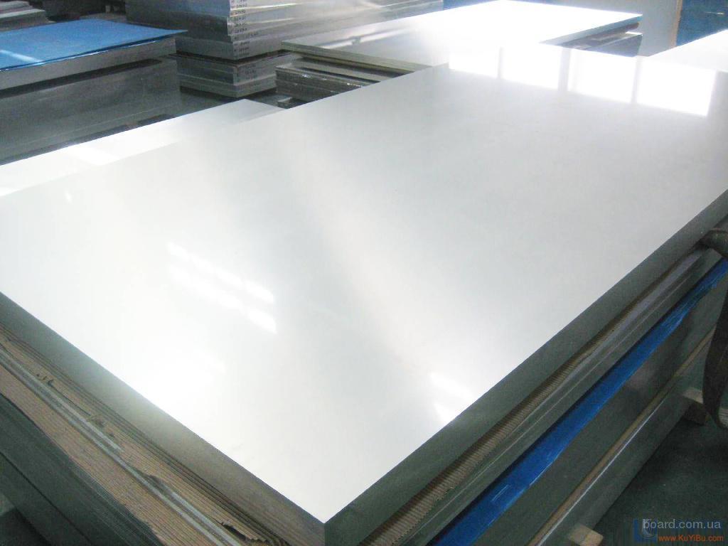 Листы алюминиевые АМЦМ 0.8 - 7 мм