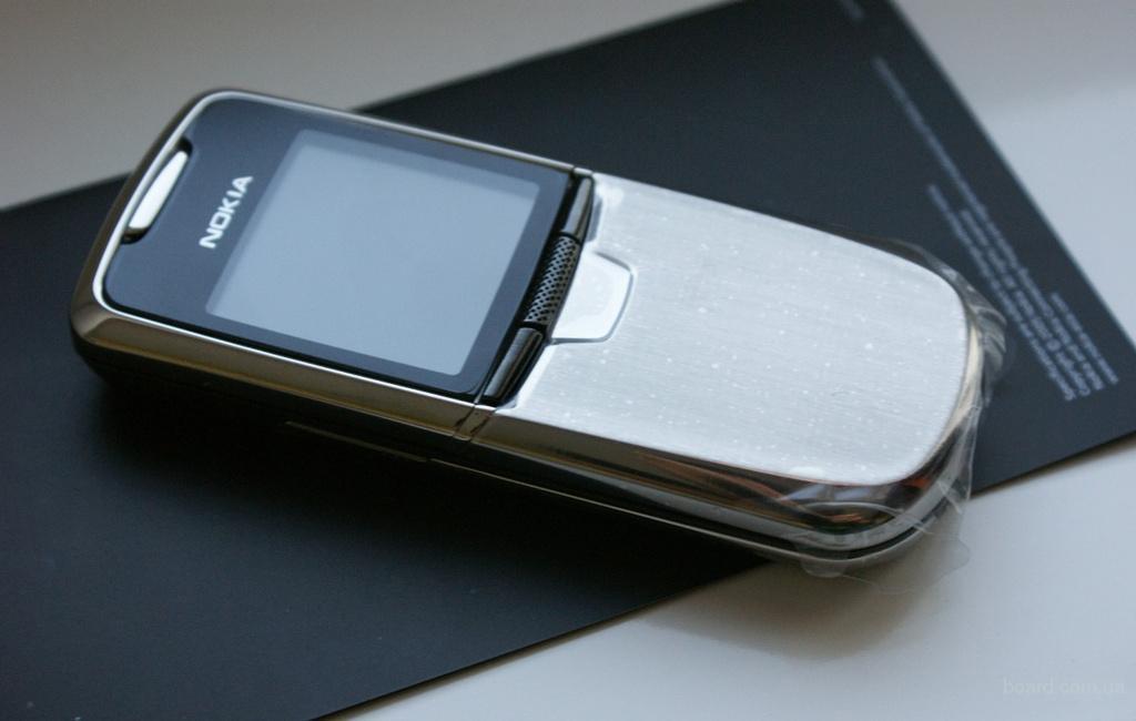 Nokia 8800 Classic Silver Новый Официальный с Гарантией