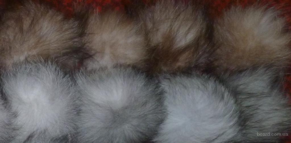 Меховые жилеты из лисы Самара