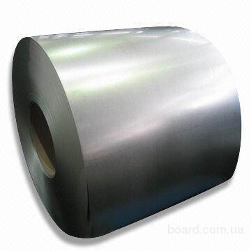 Оцинкованный рулон 0.3- 2 мм