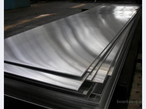 Лист алюминиевый Д16АМ 1.0 х 1200 х 4000 мм.