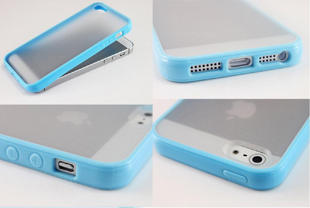 Бампер чехол Apple, Iphone 5