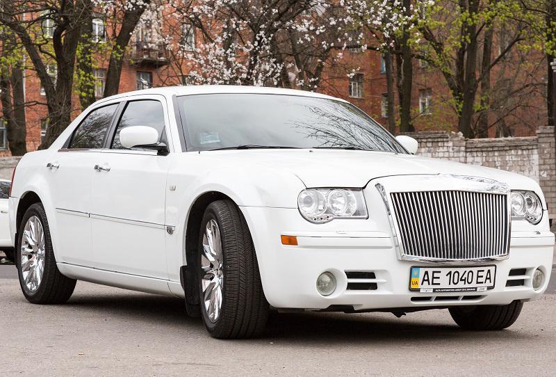 Свадебный автомобиль в Днепропетровске