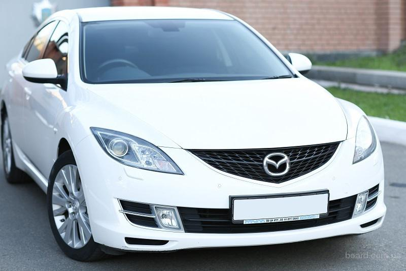 Авто на свадьбу Mazda 6