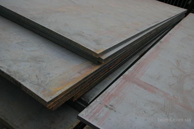 Листи металаві г/к ст.3,ст. 09Г2С,ст.45,ст.10Г2ФБЮ,с. S355J2