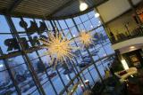 Новогоднее оформление фасада, новогоднее украшение.Продажа новогодней гирлянды, монтажа светодиода, оформление