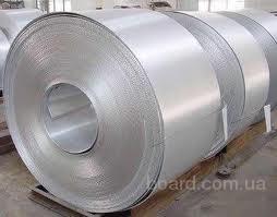 сталь оцинкованная в рулонах