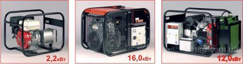 Бензиновые генераторы от 2кВт до 16кВт