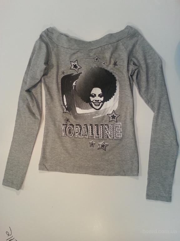 Коллекция молодёжной женской одежды Кoralline производства Италии. 100 единиц.