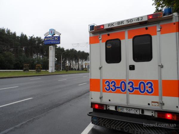 Частная скорая помощь Чернигов, перевозка больных