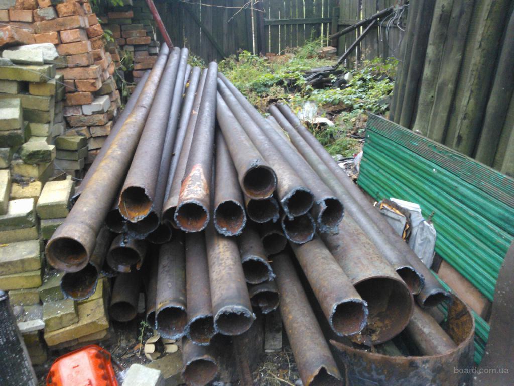 Продам трубу d 140x8- 35 метров
